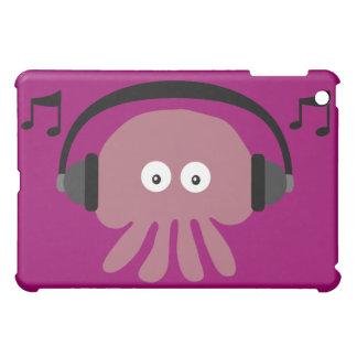 Medusas rosadas y cabezas de DJ adaptables