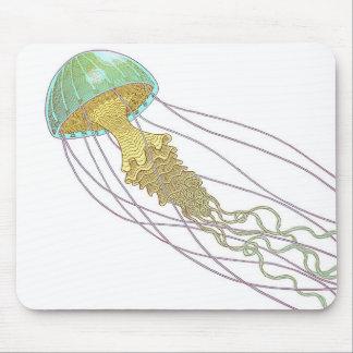 Medusas Alfombrilla De Raton