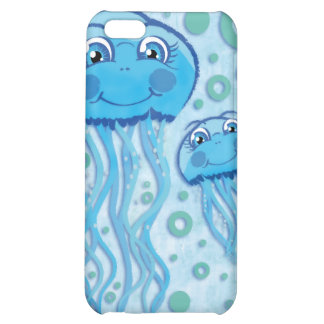 Medusas y burbujas lindas iphone4