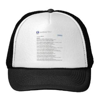 medved trucker hat