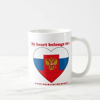 Medvedev Coffee Mug