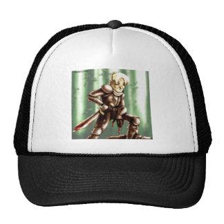 MEDVL0008 TRUCKER HAT