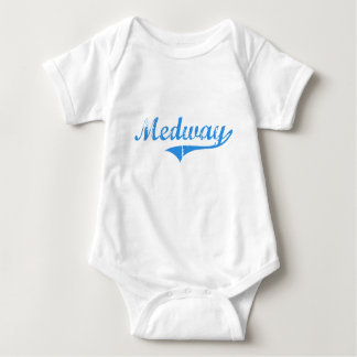 Medway Maine Classic Design Tshirt