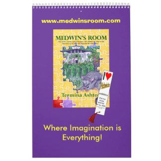 Medwin's Room Calendar