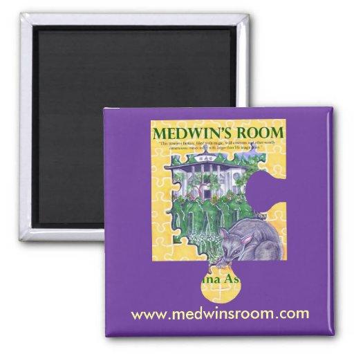 Medwin's Room magnet