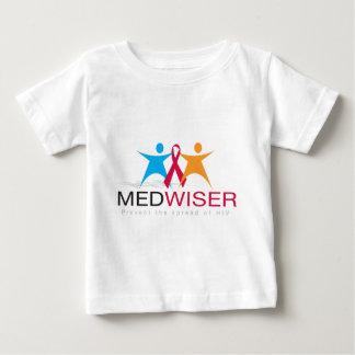 Medwiser Black Baby T-Shirt