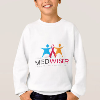 Medwiser Black Sweatshirt