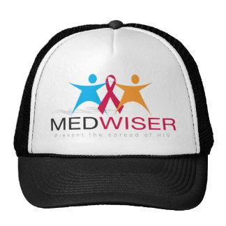 Medwiser Black Trucker Hat
