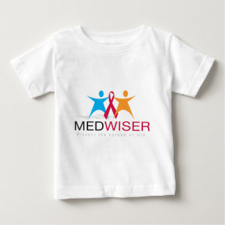 Medwiser_Shadow_Cropped Baby T-Shirt
