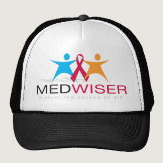 Medwiser_Shadow_Cropped Trucker Hat