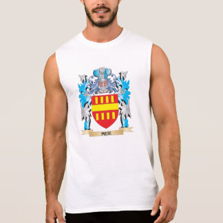 Mee Coat of Arms - Family Crest Sleeveless T-shirts
