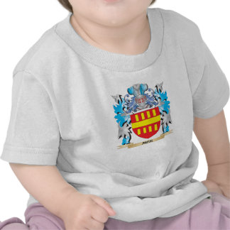Mee Coat of Arms - Family Crest T-shirt