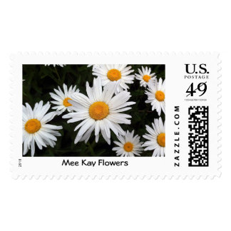 Mee Kay Flowers Greeting Cards & Gifts Postage Stamp