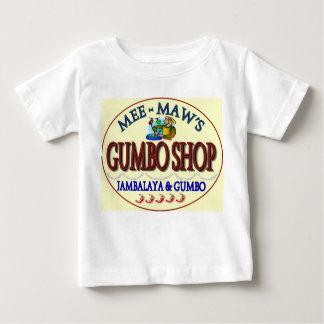 Mee Maw's Gumbo Shop Tee Shirt