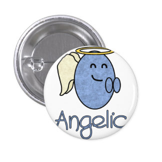 Meebal angelical pins