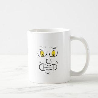 Meee.......frightened!! Mugs