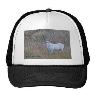Meeker's White Deer 1 Trucker Hat