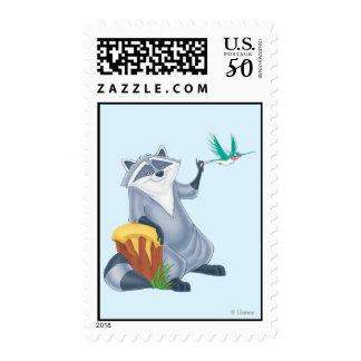 Meeko and Flit Postage