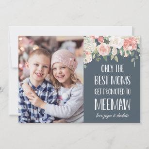 Mothers Day svg Best Meemaw Ever svg Meemaw svg Cricut | Etsy