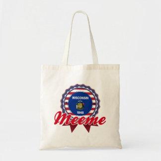 Meeme, WI Tote Bag