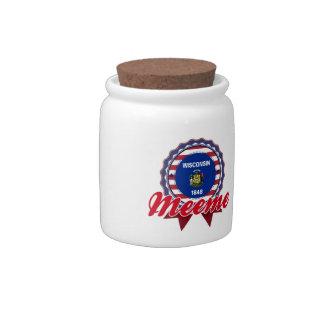 Meeme, WI Candy Jars