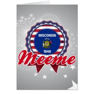 Meeme, WI Greeting Cards