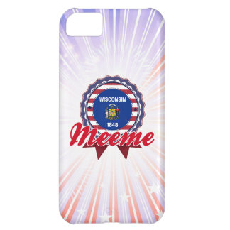 Meeme, WI Case For iPhone 5C
