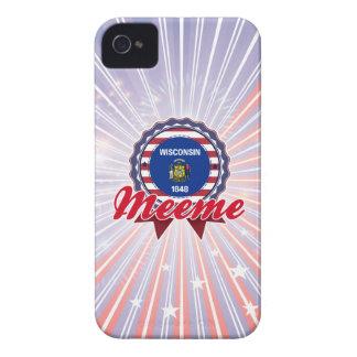 Meeme, WI Case-Mate iPhone 4 Case