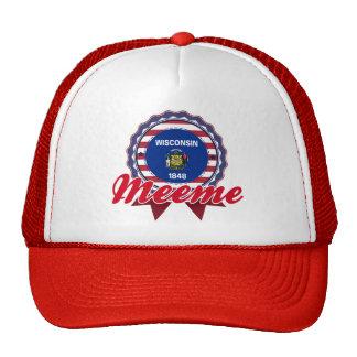 Meeme, WI Trucker Hats