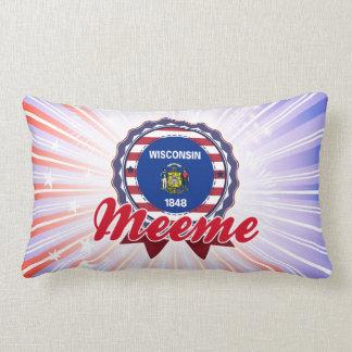 Meeme, WI Pillow