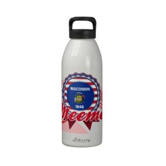 Meeme, WI Reusable Water Bottles
