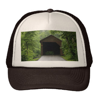 Meems Bottom Covered Bridge Trucker Hat