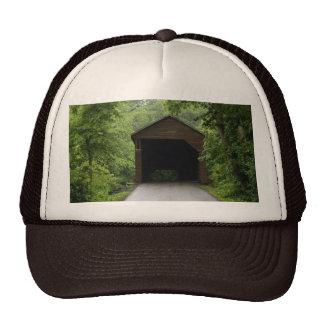 Meems Bottom Covered Bridge Trucker Hat