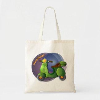 Meep-Meep! Budget Tote Bag