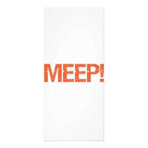 Meep Rack Card Template