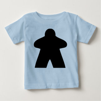 Meeple baby baby T-Shirt