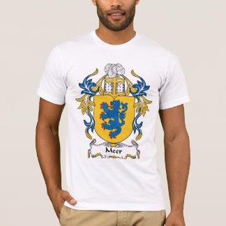 Meer Family Crest T-Shirt
