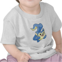 Meerca Blue t-shirts