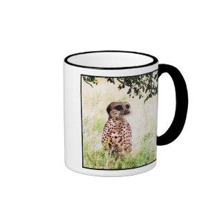 Meercheetah mug