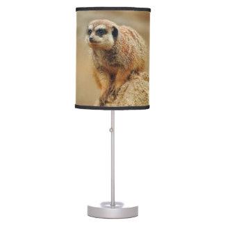 Meerkat20151003 Lámpara De Mesa
