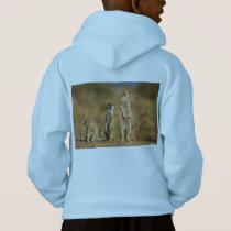 Meerkat Animal Safari Africa Cute Suricate Hoodie