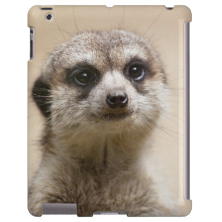 Meerkat Barely There iPad Case