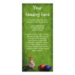 Meerkat Birthday, rack card