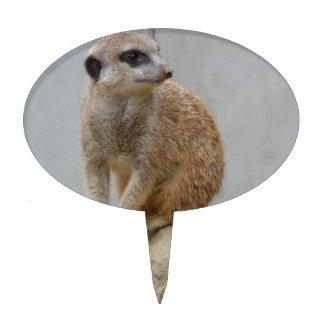 Meerkat Cake Topper