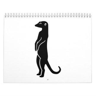 Meerkat Calendar
