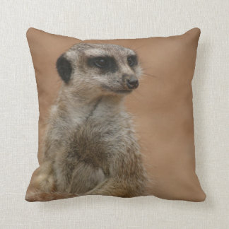 Meerkat Cushion - Reversable