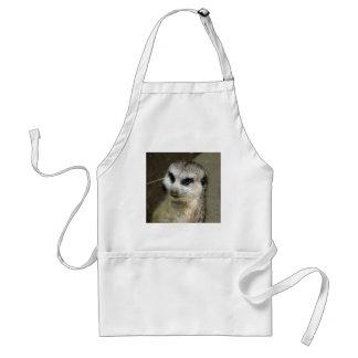 Meerkat Delantal