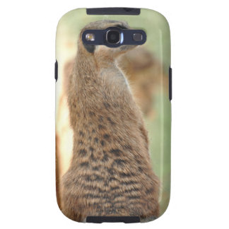 Meerkat Guard Phone Case Galaxy S3 Case