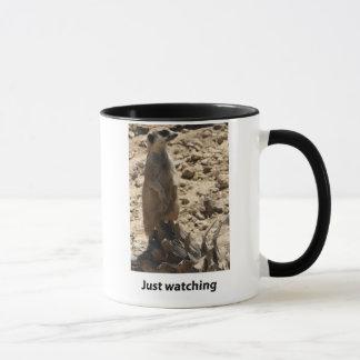 Meerkat_Just watching Mug