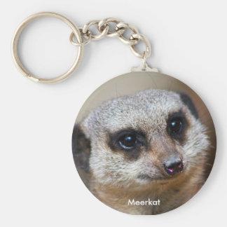 Meerkat Key Chain